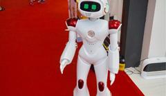 酷宝机器人:讲解智能家居展厅
